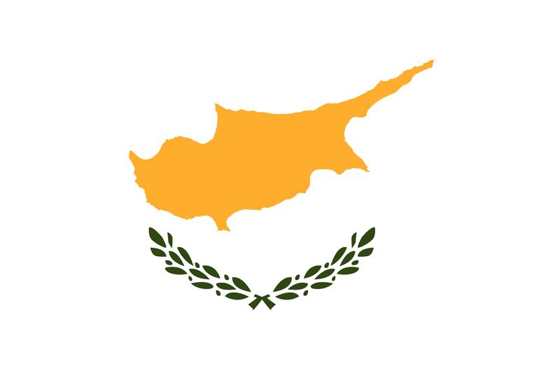 Bandera de la República de Chipre