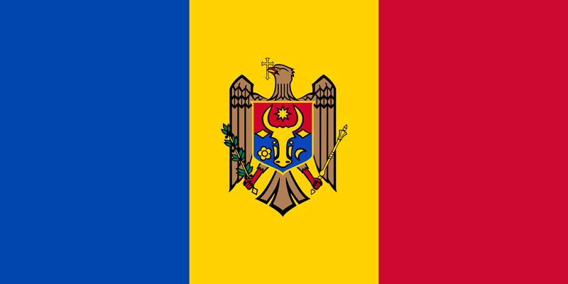 Bandera de Moldova 1