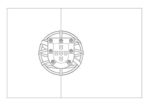 Bandera de Portugal 2