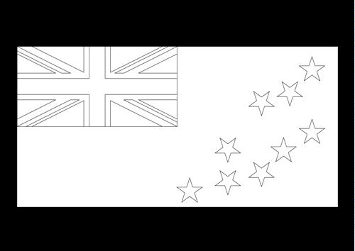 Bandera de Tuvalu 2
