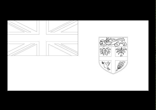 Bandera de Fiji 2