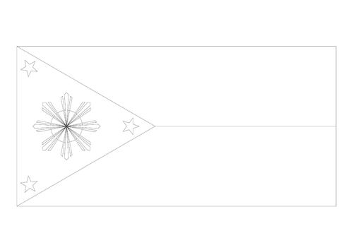 Bandera de Filipinas 2