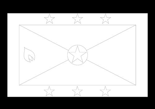 Bandera de Granada 2