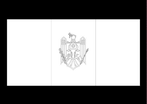 Bandera de Moldova 2