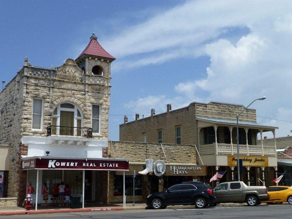 Los 15 pueblos más encantadores de Texas 2