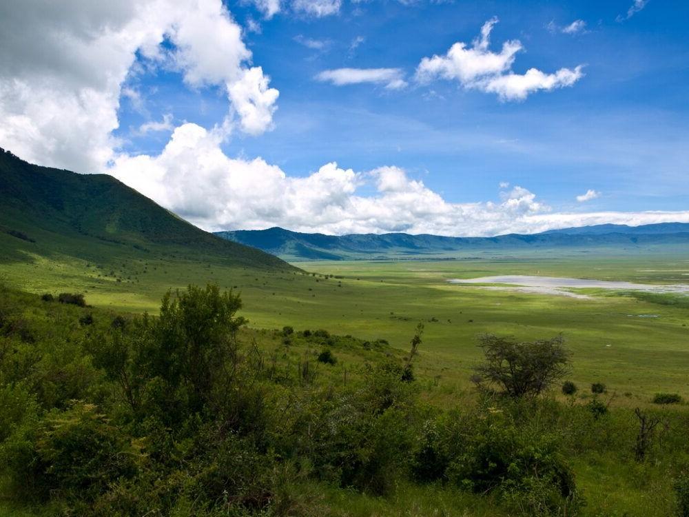 Área de Conservación Ngorongoro