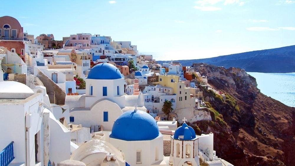 Donde alojarse en Greece Los mejores Hoteles
