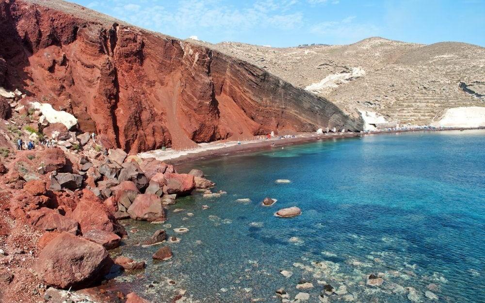 Donde alojarse en Santorini: Los mejores Hoteles