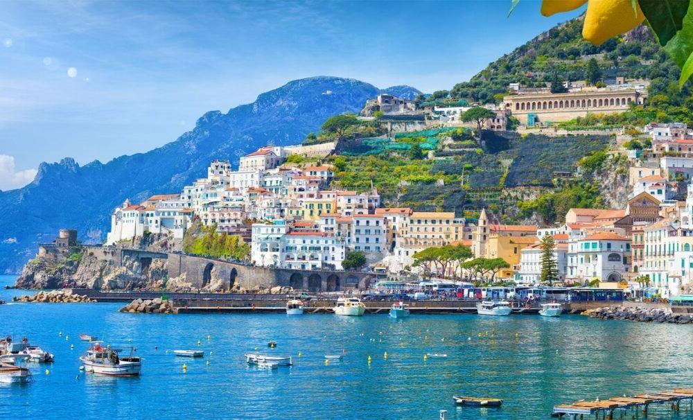 15 Mejores lugares para visitar en Campania, Italia