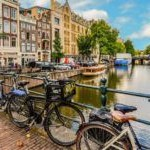 Itinerario de muestra de París a Ámsterdam en tren