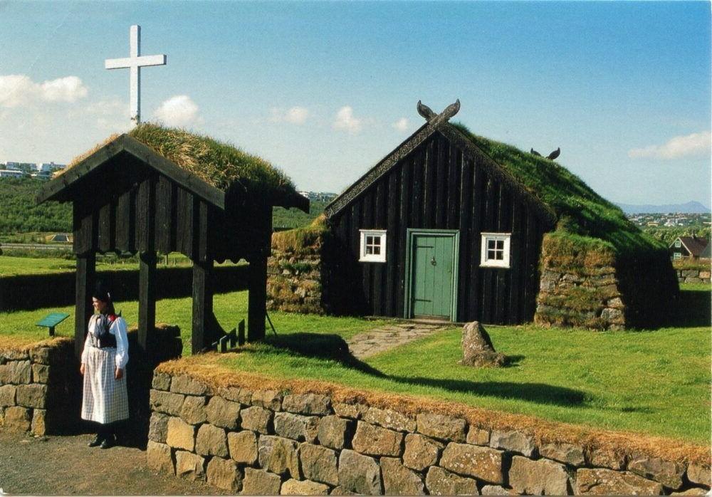 Arbaer Open Air Museum