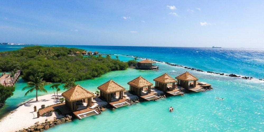 6 Hermosas Islas Holandesas del Caribe
