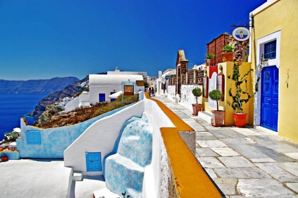 Atenas - Mykonos