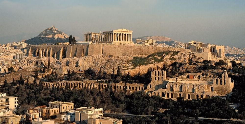 Excursión privada de 10 días a Atenas, Mykonos y Santorini