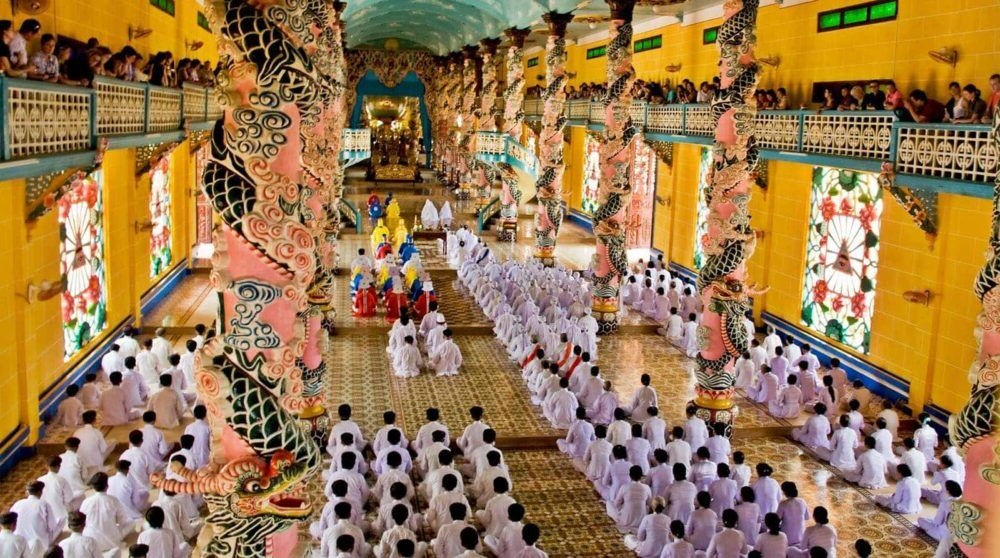 Cao Dai Temple Tours Activities