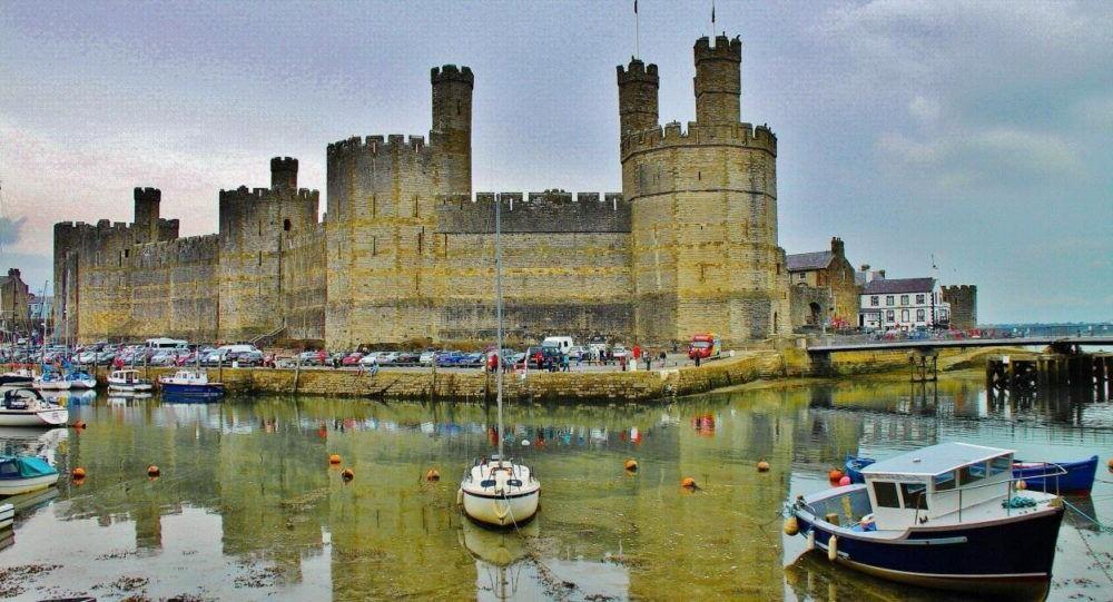 Los 10 castillos más bellos de Gales