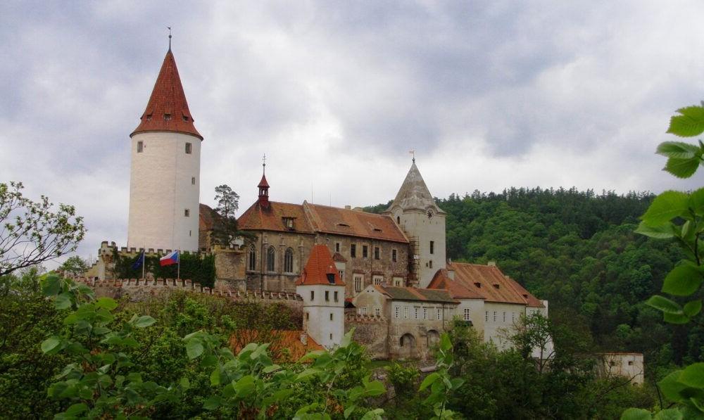 Castillo Krivoklat