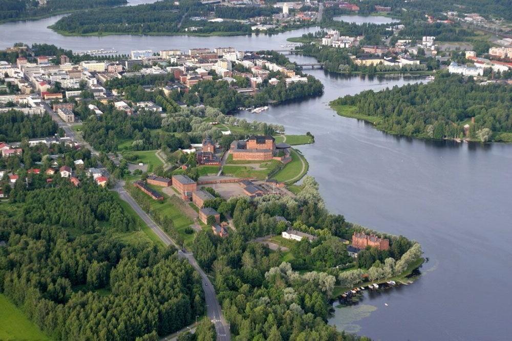 Castillo de Hameenlinna
