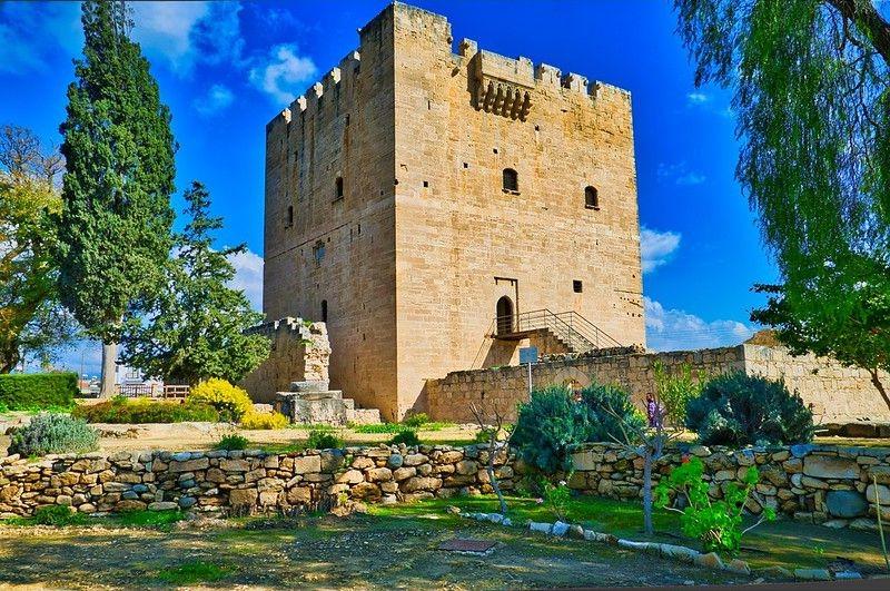 Castillo de Kolossi