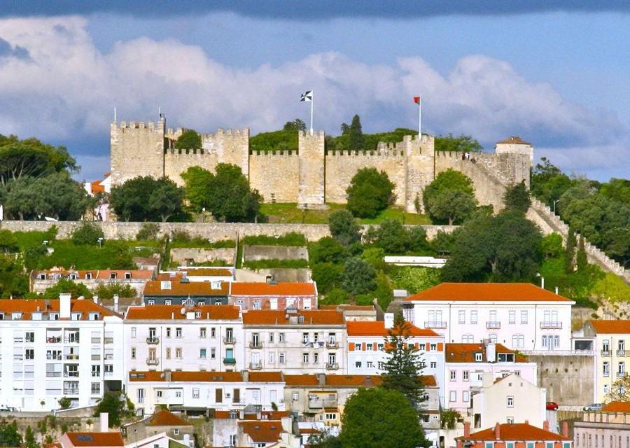 Castillo de Sao Jorge
