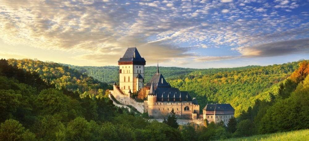 Castle Karlstejn