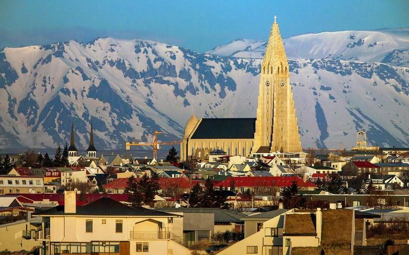 Catedral de Hallgrímskirkja, Reykjavik