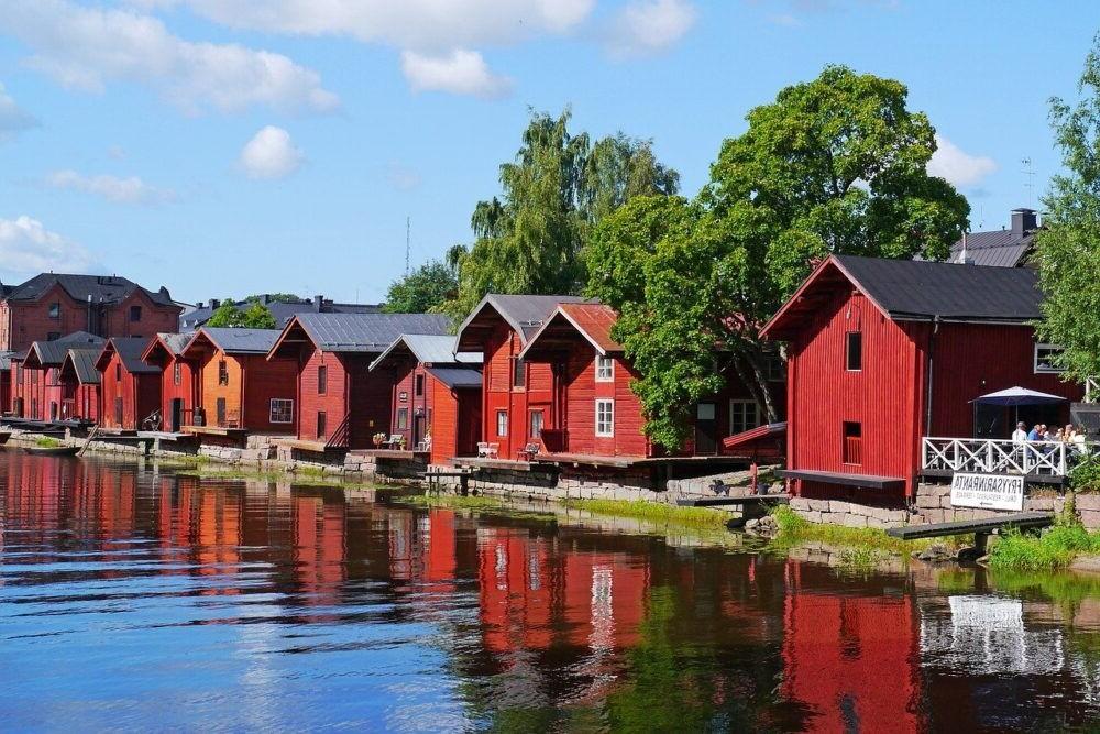 Costa Oeste de Finlandia