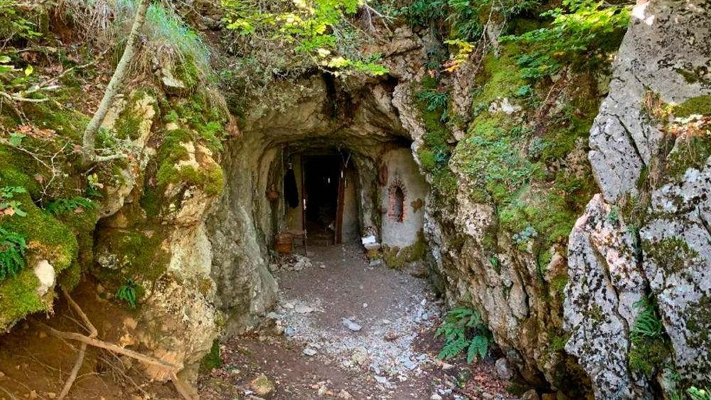 Cueva de la vieja