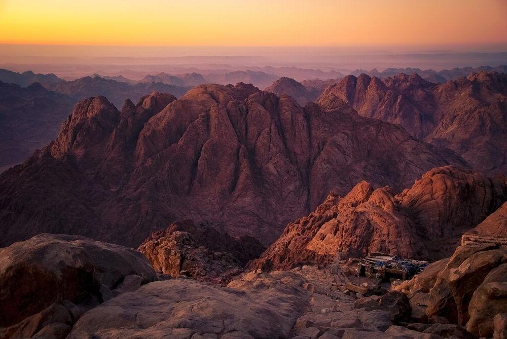 Desierto de Sinai