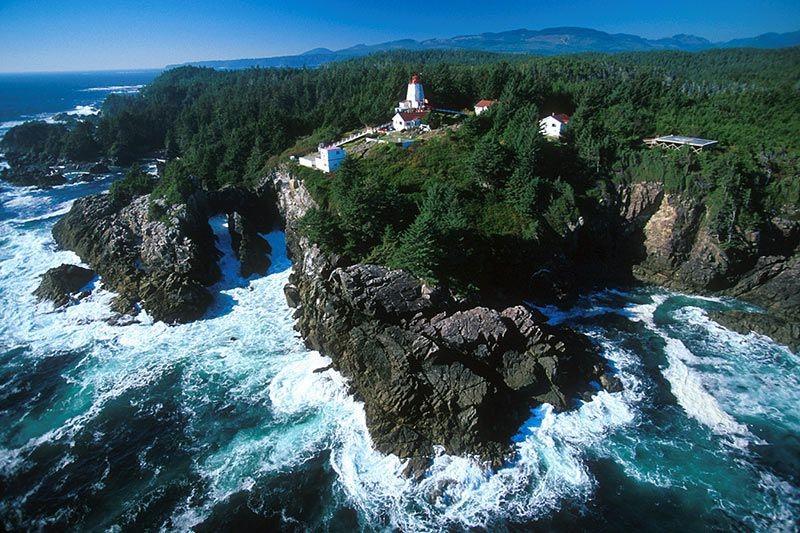 El Parque Nacional Pacific Rim