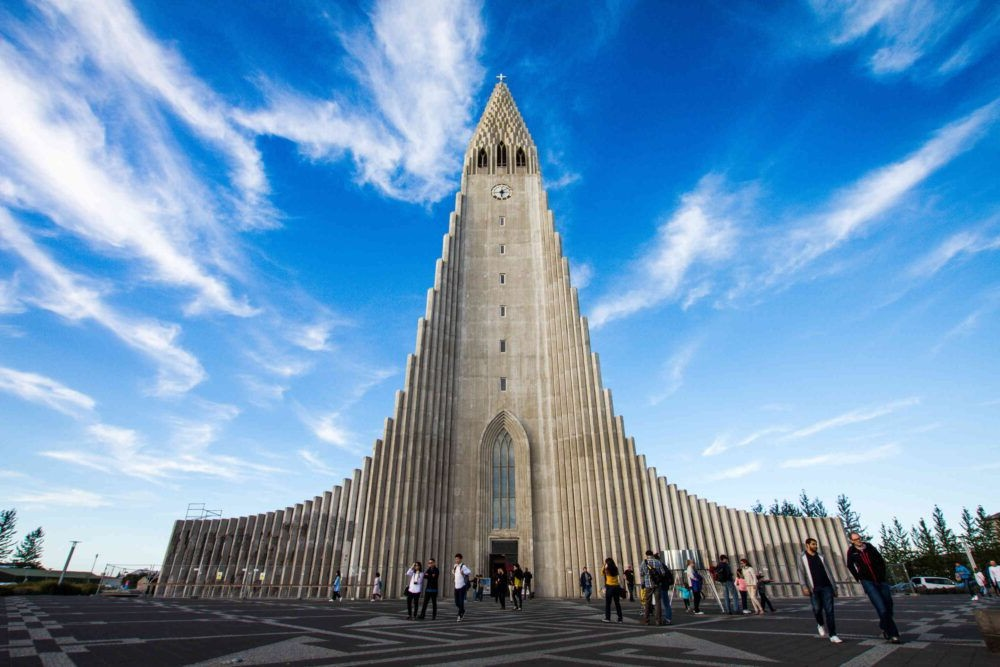 10 atracciones turísticas más importantes de Reykjavik
