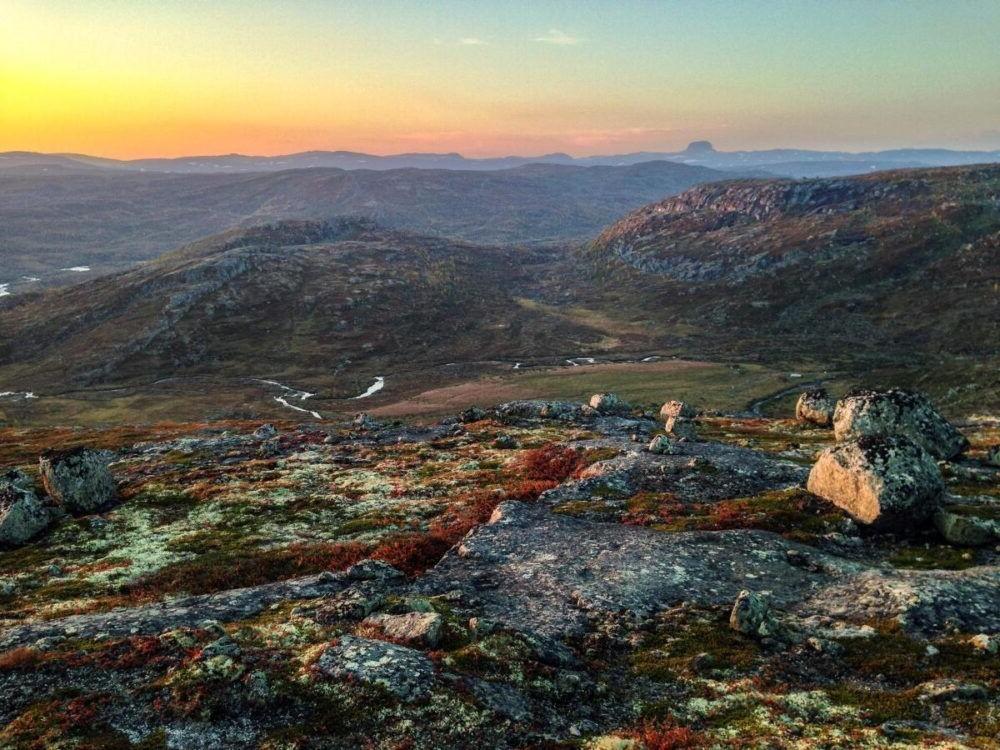 Hardangervidda National Park