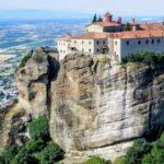 6 impresionantes monasterios en Meteora