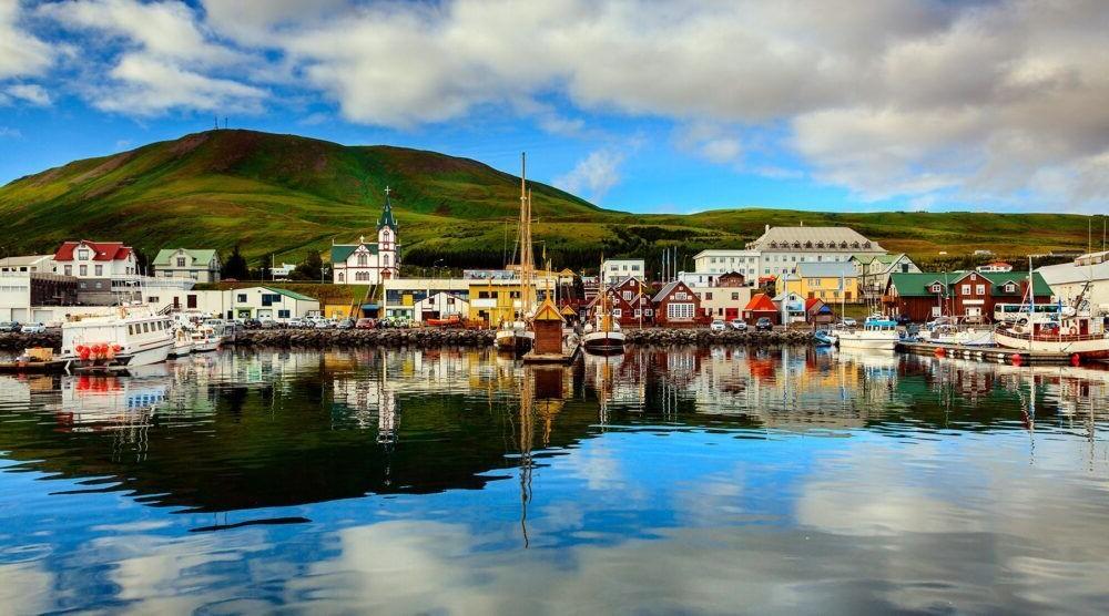 Donde alojarse en Islandia:  Los mejores Hoteles y ciudades