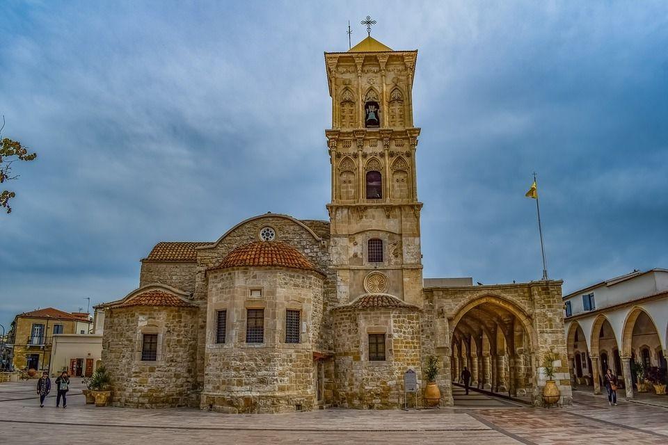 Iglesia de Agios Lazaros