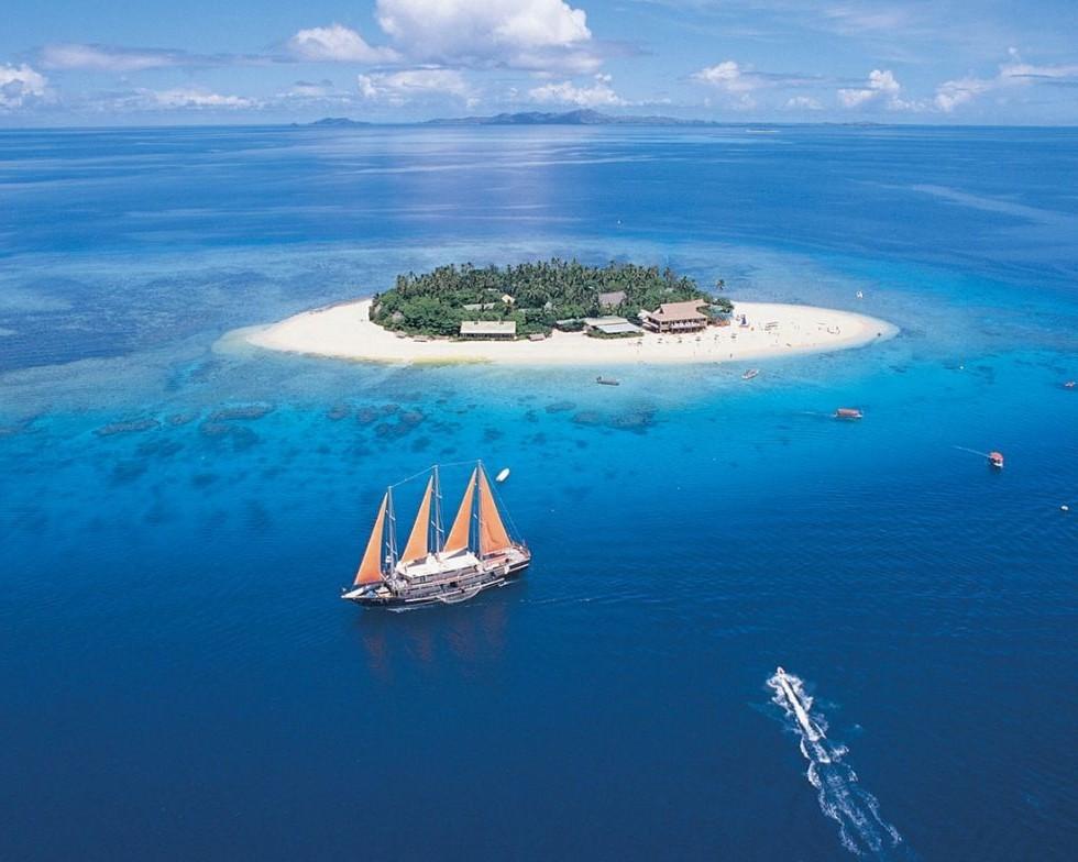 Isla de Beachcomber