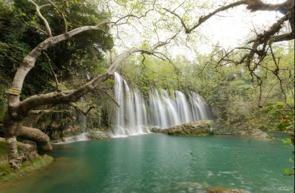 Kursunlu Waterfalls