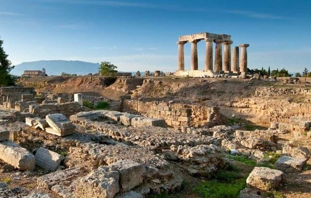 La antigua Corinto