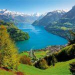 Los 12 lagos más hermosos de Suiza