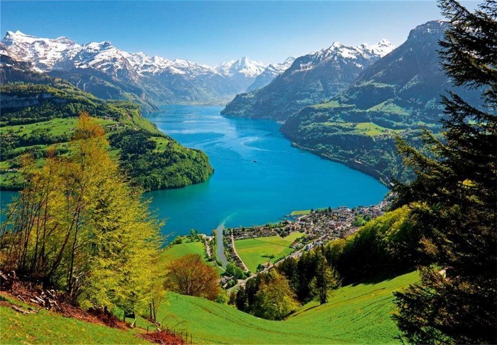 Los 12 lagos más hermosos de Suiza 2