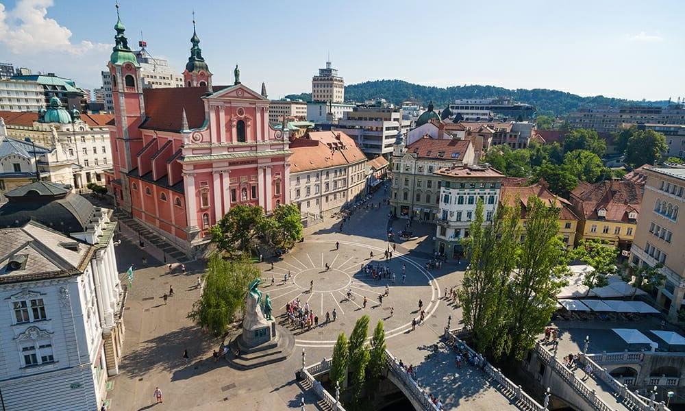 10 Mejores Lugares para Visitar en Eslovenia