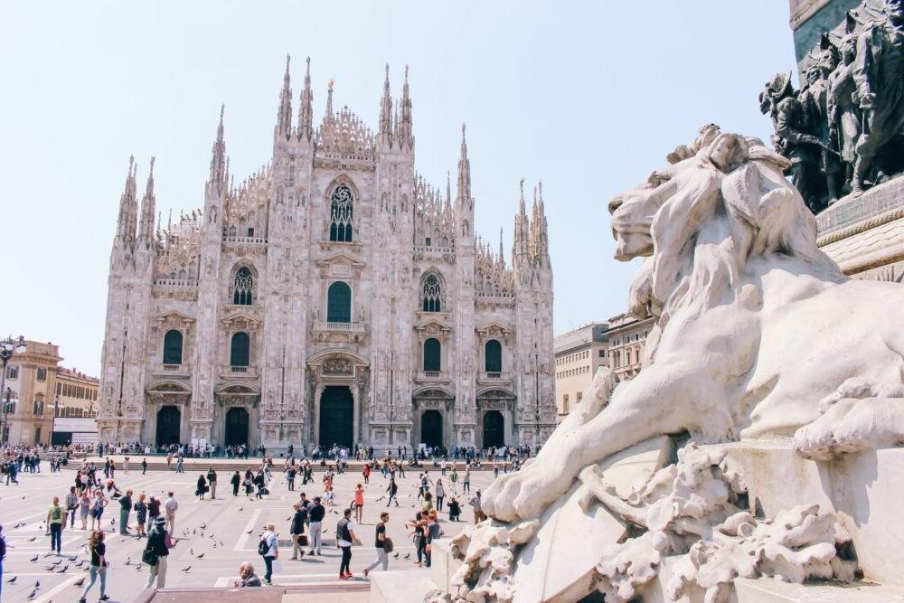 Cómo pasar 2 semanas en Italia Ejemplo de itinerario