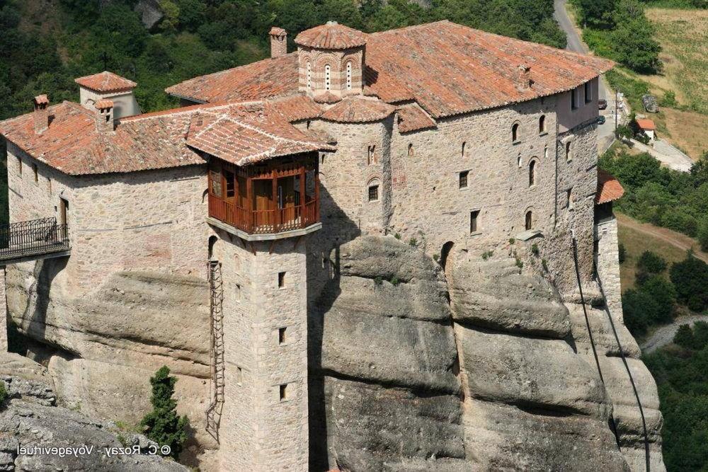 Monasterio de Rousanou