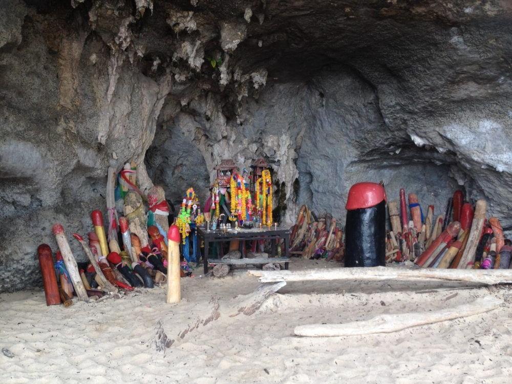 Monasterio de la Cueva Phra Nang