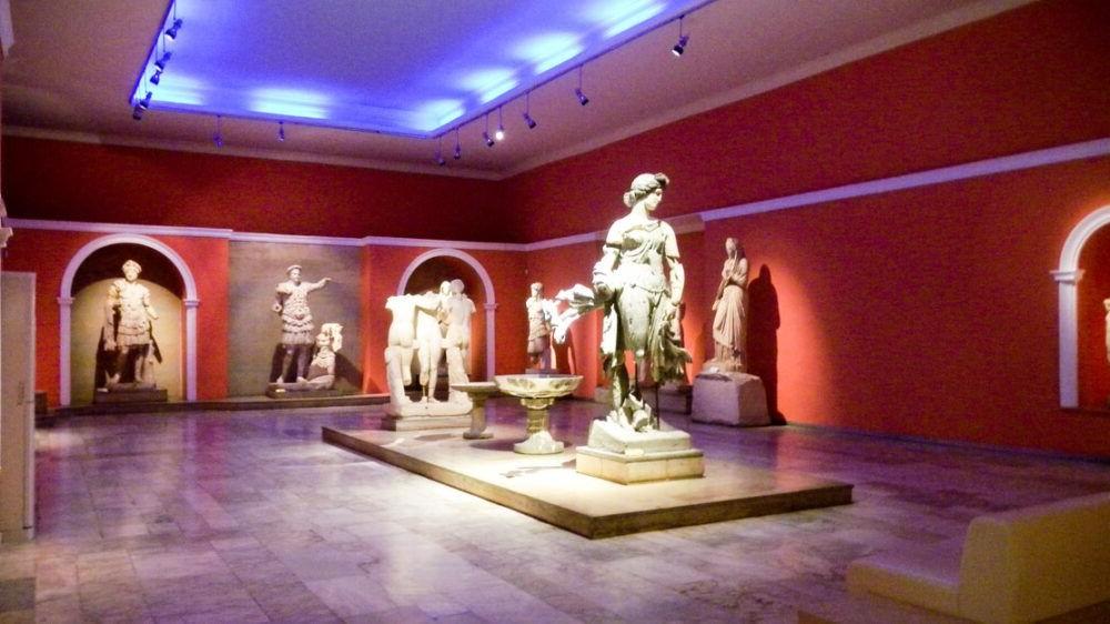 Museo Arqueológico de Antalya