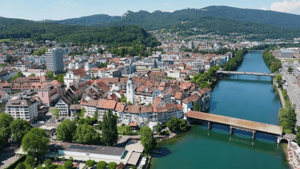 Noroeste de Suiza