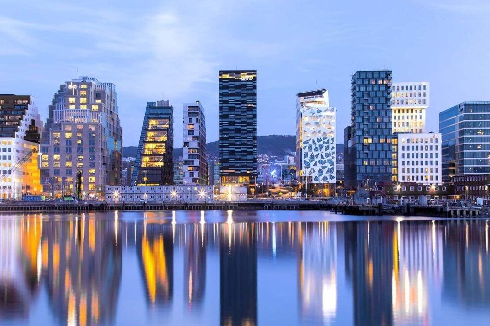 Las 15 mejores ciudades para visitar en Noruega
