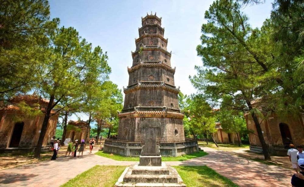 Pagoda Thien Mu en Hue