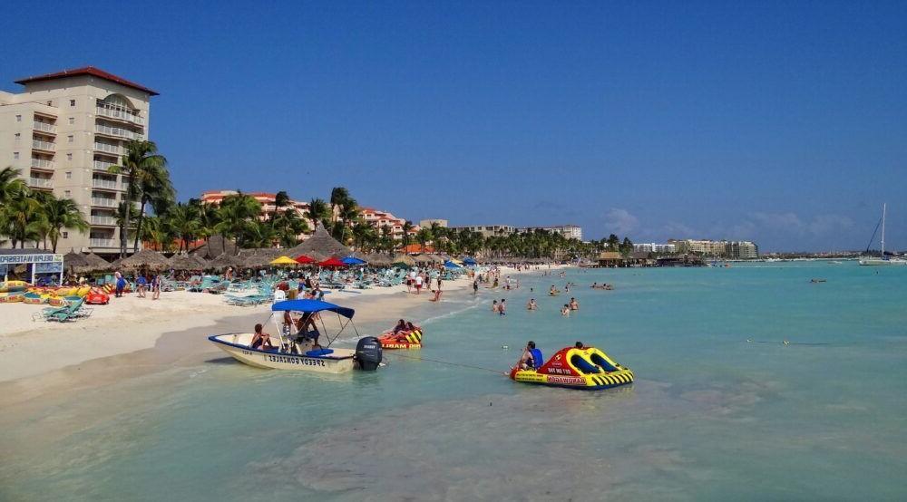 Palm-Eagle Beach