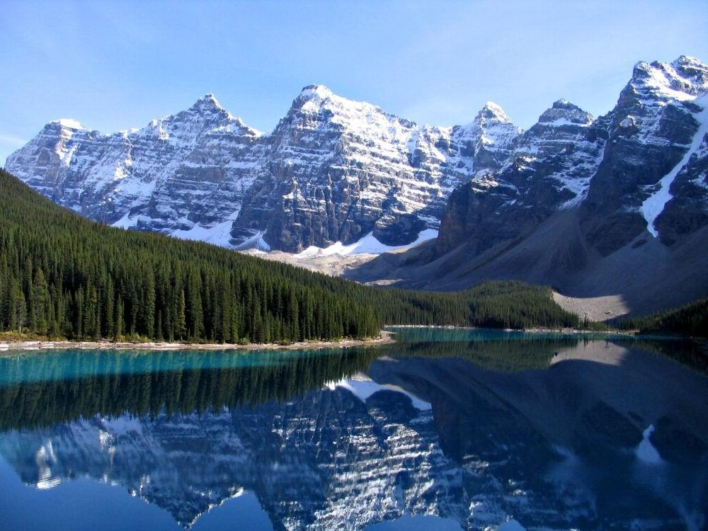 10 Mejores Lugares para Visitar en Alberta 2